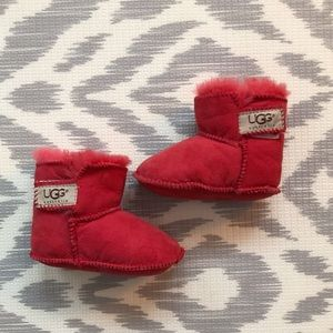 Ugg Australia baby boots (pink)